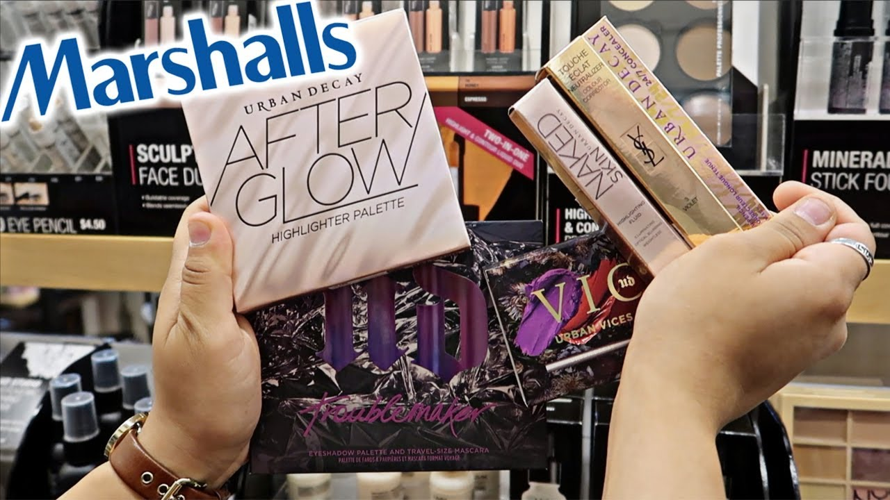 6df0d21e984e You WON T Believe What I found at Marshalls MAKEUP DEALS !! - YouTube