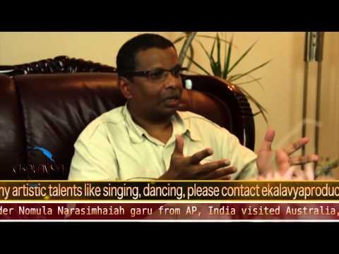 Interview with Yogen lakshman
