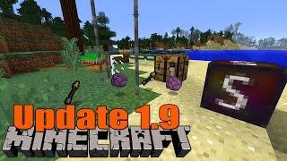 Struktur Blöcke & Neues Zeug! - Minecraft 1.9 Update - Snapshot 15w31b