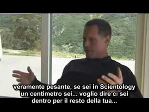 Scientology Intervista a Jason Beghe Parte 1 di 17