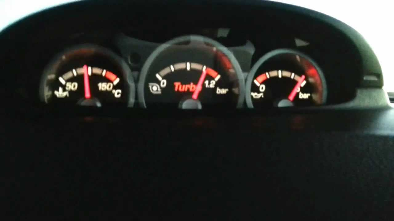 Ford Focus St Oil Pressure After Replacing Ofh Youtube
