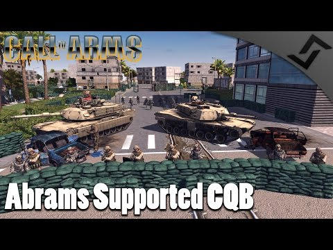 Abrams Supported CQB - Call to Arms - Intense Campaign Mission