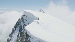 Mont-Blanc : Dani Arnold bat un record de vitesse