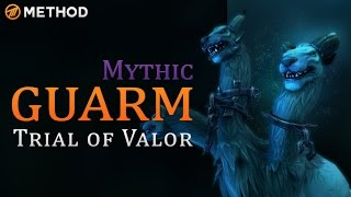 Method vs Guarm - Trial of Valor Mythic