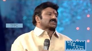 Balayya comedy performance on Memu saitham