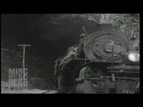 A [Silent] Railroad Newsreel, 1925-1929