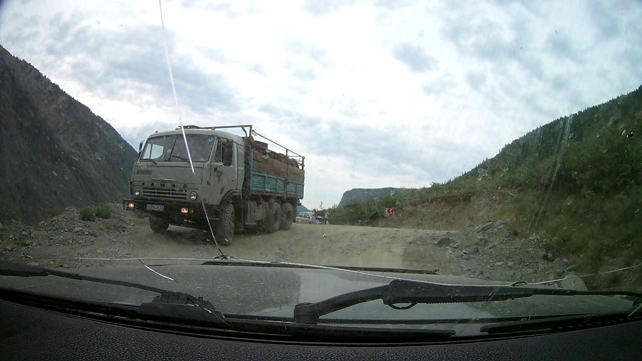 Перевал Кату-Ярык. Вся дорога 2018. - YouTube