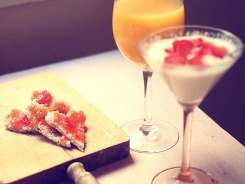 C mo preparar un desayuno rom ntico de san valent n youtube - Preparar desayuno romantico ...