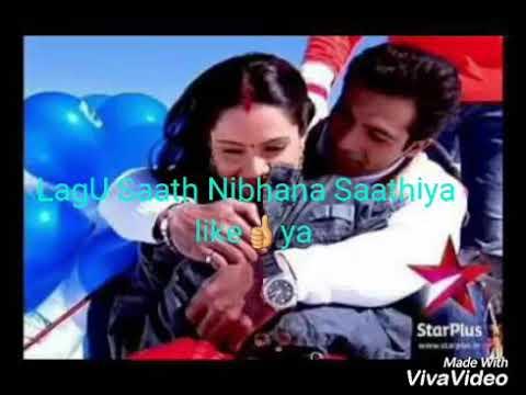 Lirik Lagu Saath Nibhana Saathiya Ost Film Gopi