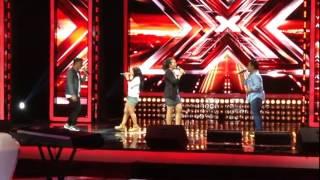 X Factor Indonesia 2015 Gogoi Voice