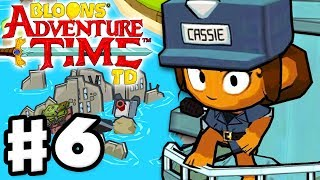 Bloons Adventure Time TD - Gameplay Walkthrough Part 6 - Something