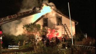 Fire heavily damages Sutton, Ma home