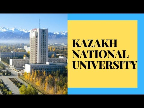 Kazakh National University | MBBS Abroad 2019