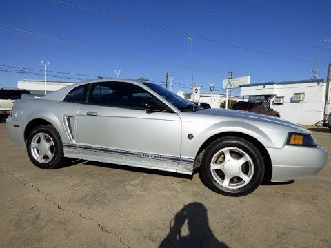 2004 Ford Mustang Premium Coupe 40th Anniversary Edition Sold