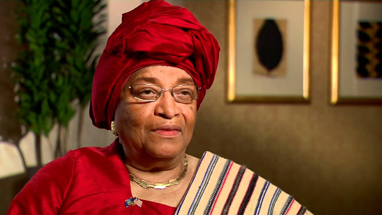 Image Result For Ellen Johnson Sirleaf