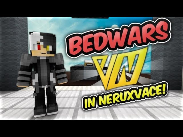 Playing bedwars on a GERMAN server YouTube
