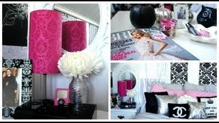 Room Make Over and Coffee Table Decorating | Belinda Selene