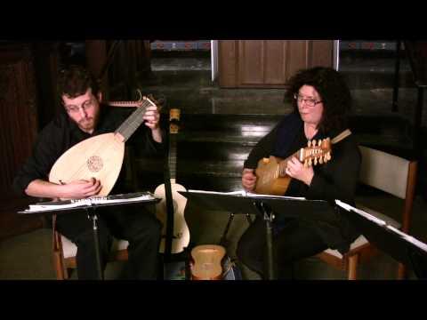 The Queen's Treble john johnson lute duet