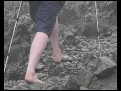 Snowdon Barefoot