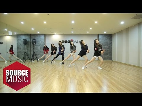 여자친구(GFRIEND) – 유리구슬(Glass Bead) Dance Practice ver.