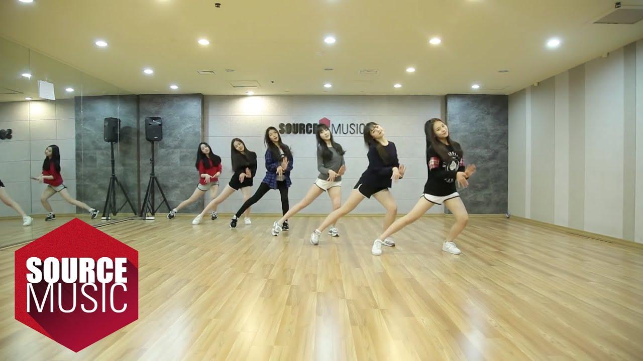 여자친구(GFRIEND) - 유리구슬(Glass Bead) Dance Practice ver. - YouTube