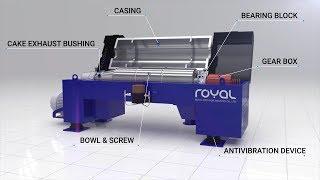 기업홍보영상 로얄정공 수처리기기 제조기업 3D애니메이션
