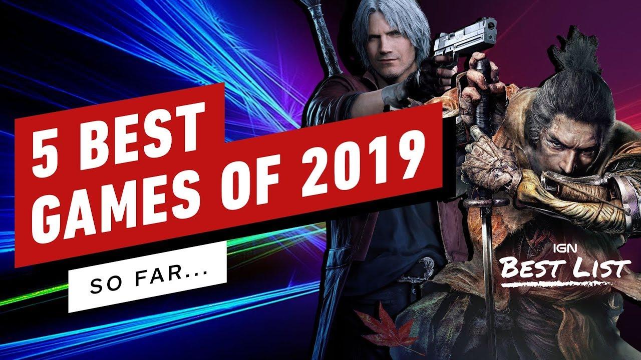 Best Games Of 2019 So Far Ign Best List Youtube