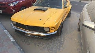 Авторазбор Ferrari  часть 3 и редкий Mustang
