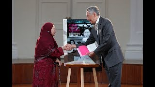 """Book launch of """"Puan Noor Aishah: Singapore's First Lady"""""""