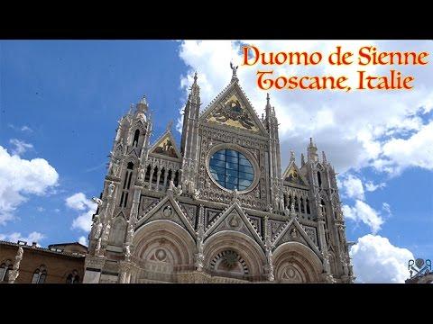 Cathédrale Santa Maria Assunta De Sienne, Toscane, Italie