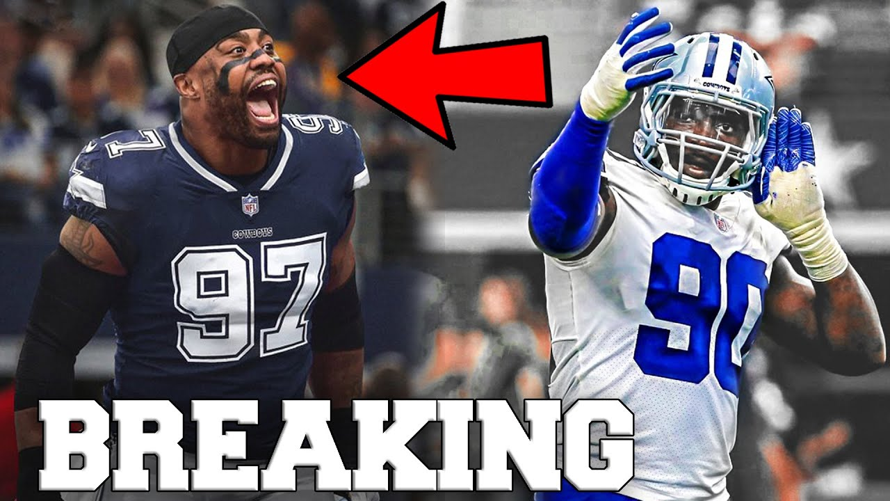 BREAKING NFL NEWS: DALLAS COWBOYS SIGN EVERSON GRIFFEN (FT. Workout)