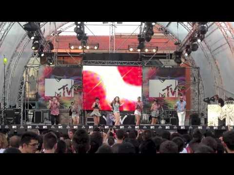 Nikki Ponte - LIVE @ MTV STR8 EVENT [TECHNOPOLIS - GAZI - 08/2012]