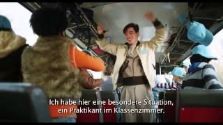 Mister Twister - Wirbelsturm im Klassenzimmer | Official Trailer mit deutschen UT