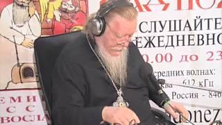 Русский час с протоиереем Димитрием Смирновым (2005-10-31)