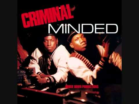 Boogie Down Productions- Super Hoe