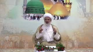الشيخ زهير الدرورة - جابر بن عبدالله الأنصاري و الإمام الباقر عليه السلام