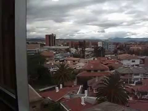 Cuenca Ecuador Short and Long Term Rental Apartment; rent by the week, month or year