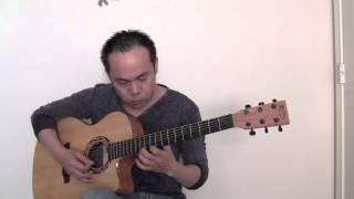 Chuyen Tau Hoang Hon Guitar (cover)