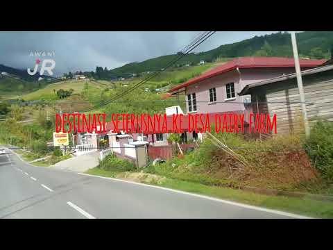 #AWANIJr: Indahnya Sabah negeri di bawah bayu