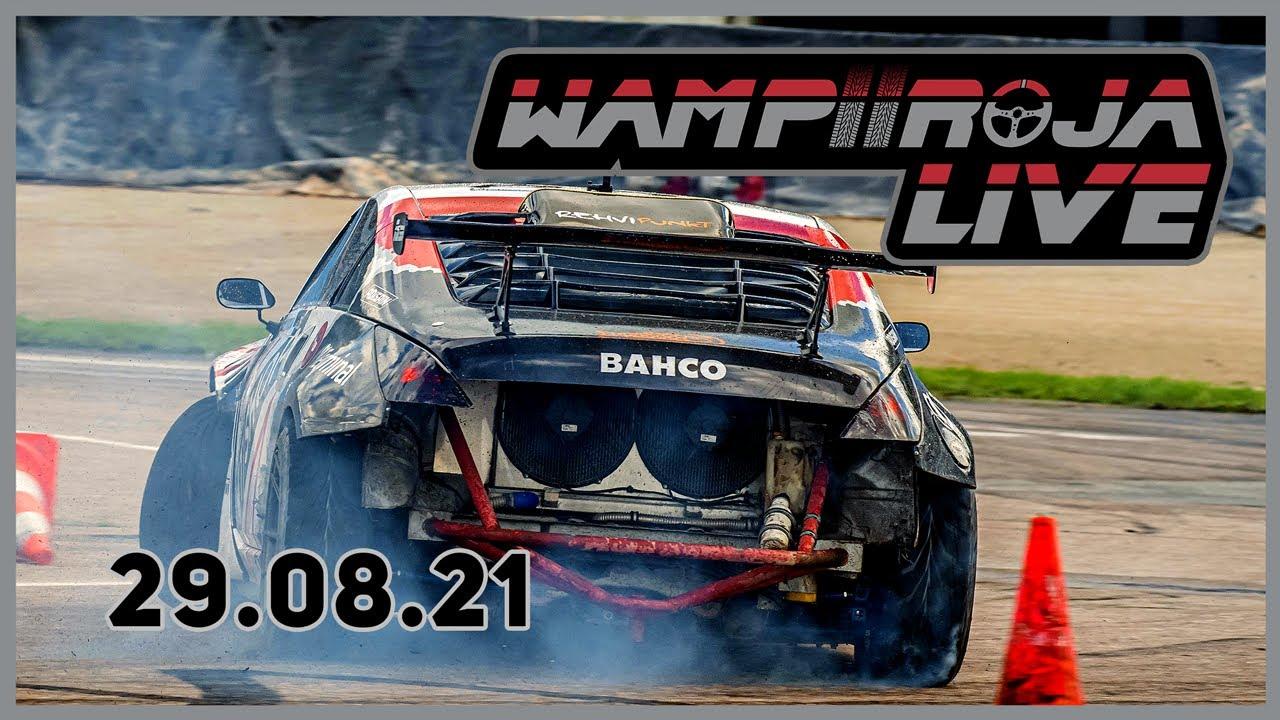 Wampiiroja Live Show - Kareli ja Martini jututuba