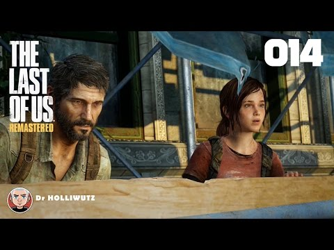 The Last of Us #014 - Durchs Hotel zur Brücke [PS4] Let's play Last of Us remastered