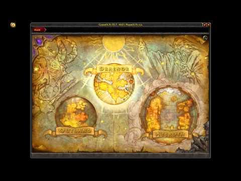 Firelands Solo Raid Entrance Jan 2016 [WoW 6.2.3]