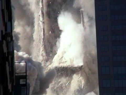 Richard Sherwin's 9/11 Footage -- Vimeo.com -- Enhanced Video & Doubled FPS