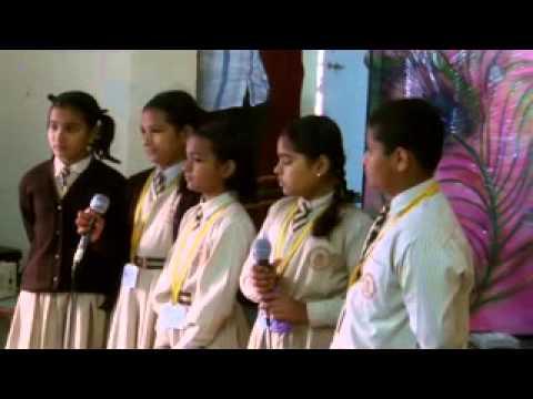 Abhinav Education Society Exhibition Function