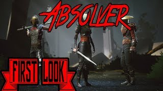 Absolver - Martial arts game - First look
