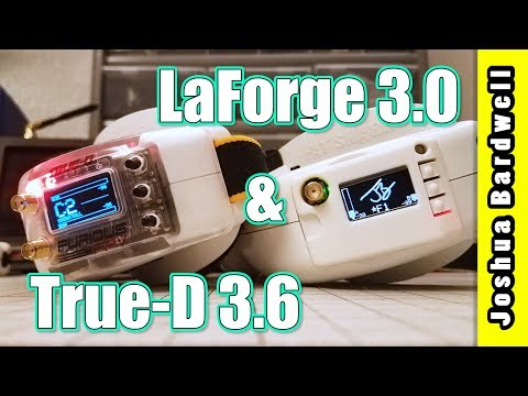 LaForge 3.0 & True-D 3.6 | NEW FIRMWARE OVERVIEW