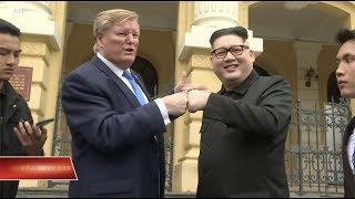 Truyền hình VOA 23/2/19: Bản sao Trump-Kim xuất hiện ở Hà Nội