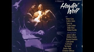 Various – A Tribute To Howlin' Wolf (Full Album) (HQ)