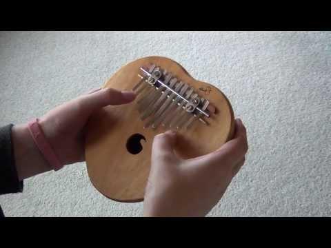 Kalimba  African Thumb Piano