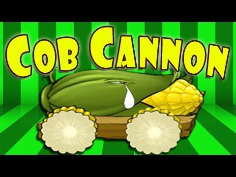 Plants vs Zombies - Cob Cannon song failure!